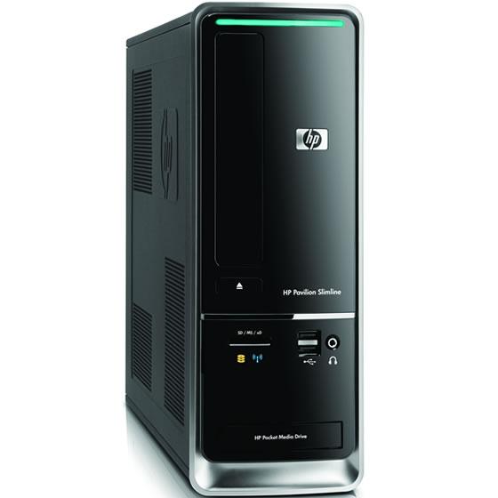 HP Pavilion Slimline s5100 PC