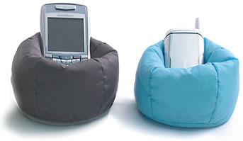 Saccosäck för mobiltelefonen