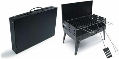 Portabel grill