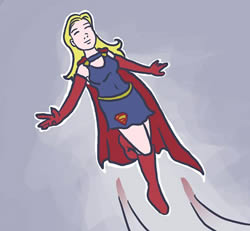 Supergirl Meme