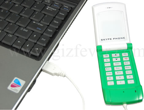Skype-telefon