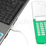 Skype-telefon för USB