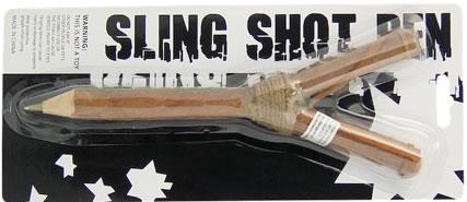 Slingshot Pen
