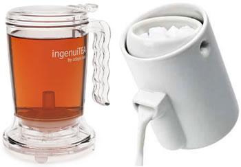 Smart för te- och kaffeälskare