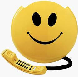 Smiley-telefon