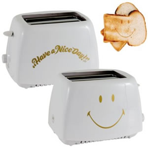 Smiley Toaster