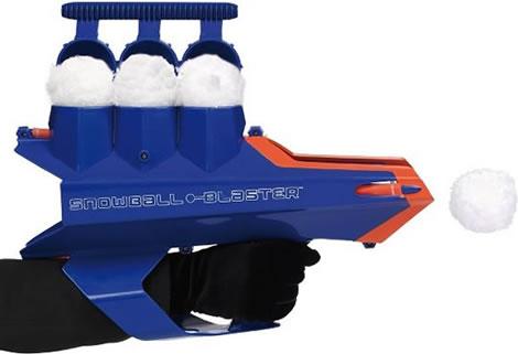 Vapen för snöbollskrig