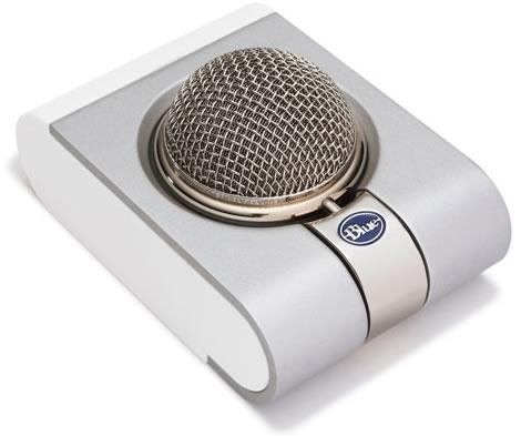 USB-mikrofonen Snowflake