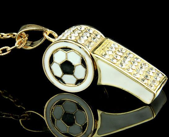 USB-minne för fotbollsfans