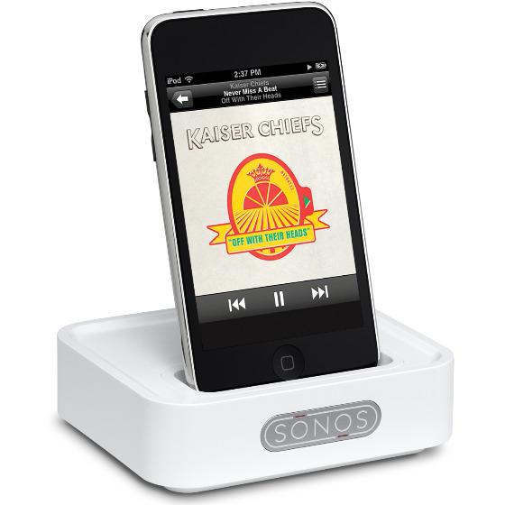 Dockningsstation iPhone, iPod