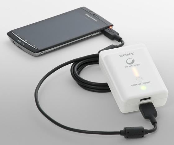 Bra Bärbar USB-laddare för mobil XK-21
