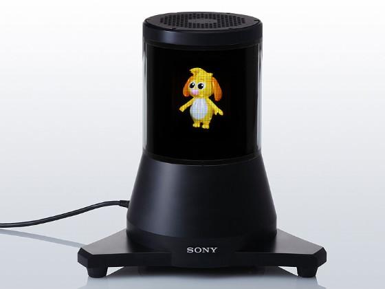 Sony 3D-skärm