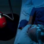 Att sova bredvid världens tystaste dammsugare