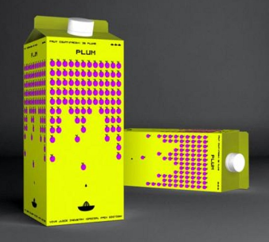 Space Invaders-juice