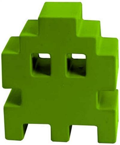 Space Invaders-inspirerad stressboll