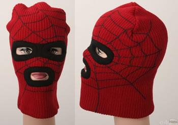 Spider-Man skidmask