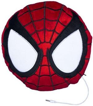 Spider-Man högtalarkudde
