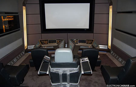 Star Trek hemmabio