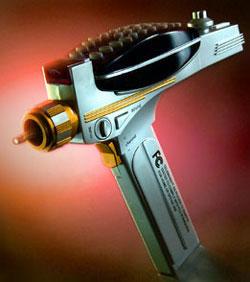 Star Trek Phaser Fjärrkontroll