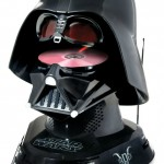 Darth Vader från Star Wars som CD-spelare