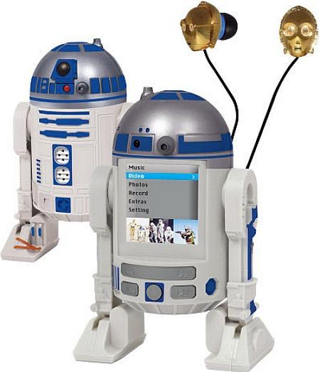 Star Wars multimediaspelare