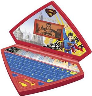 Superman Laptop