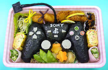 Sushi Playstation