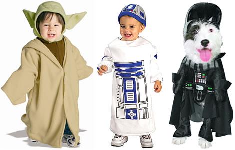 Star Wars-dräkter