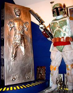 Han Solo & Boba Fett
