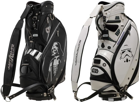 Star Wars golfväskor
