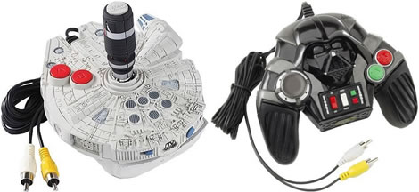 Star Wars-joysticks