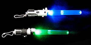 Star Wars Micro Lightsabers