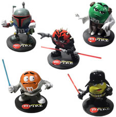 Star Wars M&M's