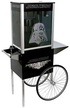 Darth Vader popcornmaskin