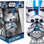 Star Wars-lampa med mp3-docka