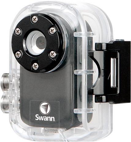 Vattentät minivideokamera