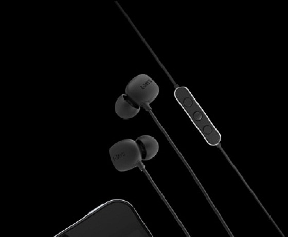 t-JAYS hörlurar för iPhone