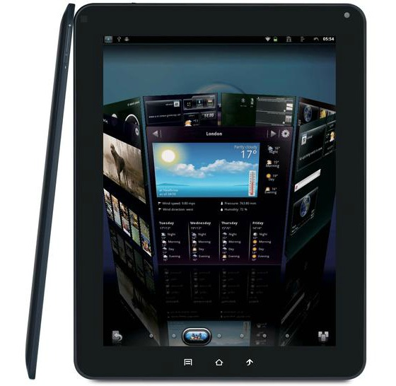 Ny tablet med Android: ViewSonic ViewPad 10e