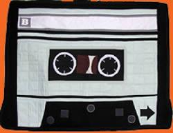 Cassette Quilt