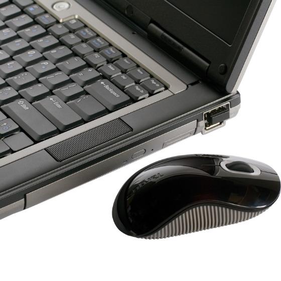 Trådlös mus för mobila användare