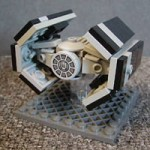 Star Wars-fordon i Lego