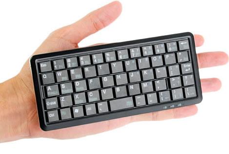 Pyttelitet tangentbord