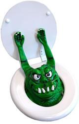Toalettmonster
