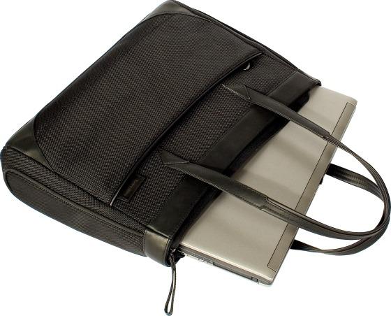 Handväska som datorväska