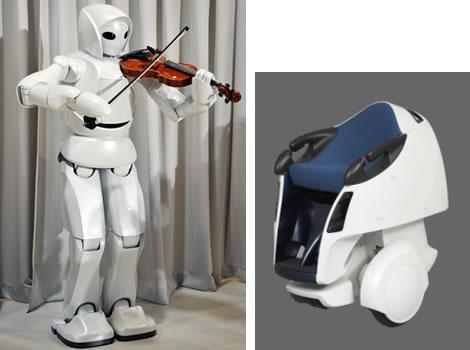Toyota-robotar