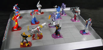 Transformers Schack