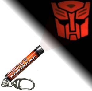 Autobot Keychain Light
