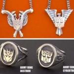 Transformers-smycken