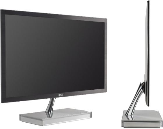 LG LED-skärm