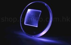 UFO-klocka